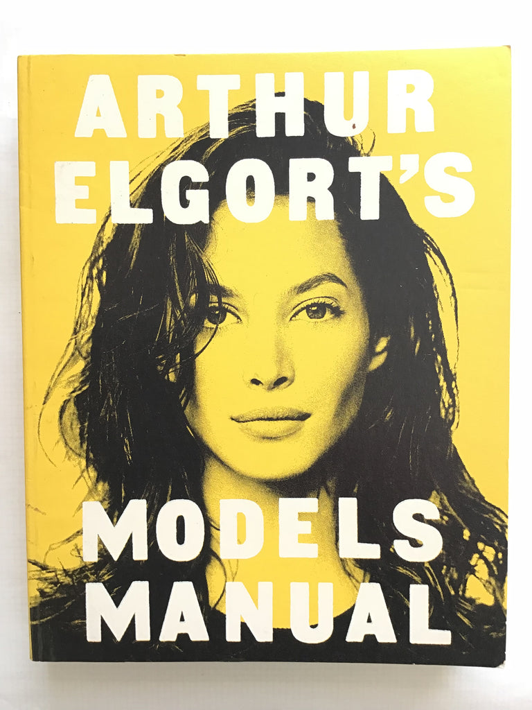 Arthjur Elgort's Models Manual