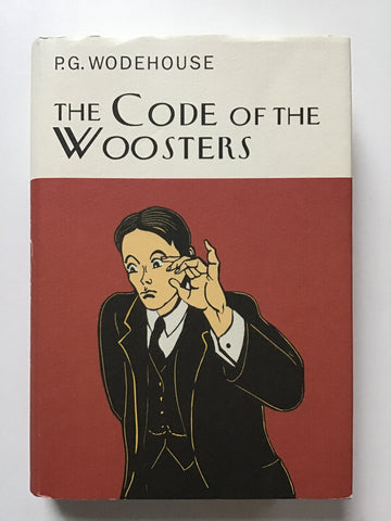 Code of the Woosters by P.G. Wodehouse