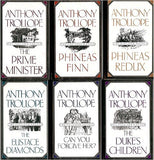 Anthony Trollope Palliser Novels