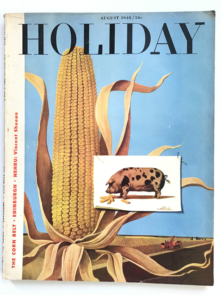 Holiday magazine August 1948
