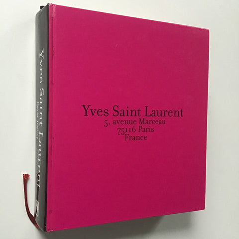 Yves Saint Laurent. 5, avenue Marceau 75116 Paris France