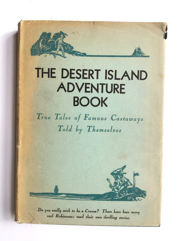 The Desert Island Adventure Book