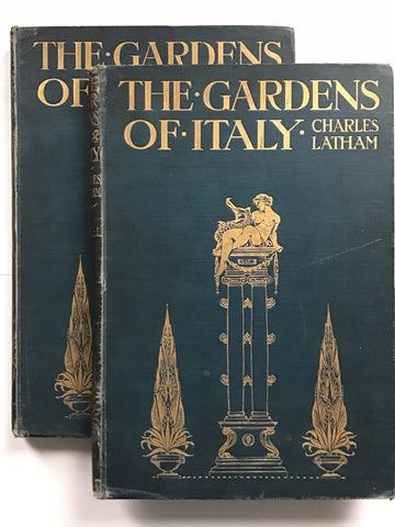 The Gardens of Italy
