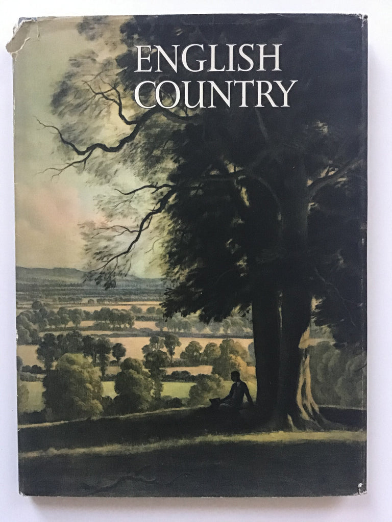 English Country (with Rex Whistler dust jacket)