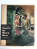 Report on Men's Wear April 25, 1965