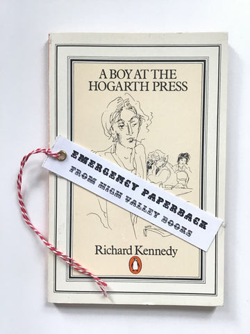 A Boy at the Hogarth Press by Richard Kennedy