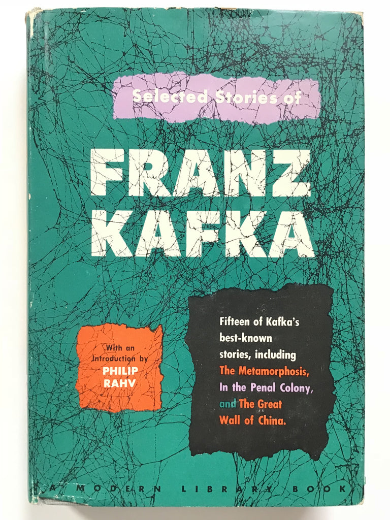 Selected Stories of Franz Kafka