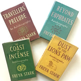 Traveller's Prelude/ Beyond Euphrates Autobiography 1928-1933/ The Coast of Incense Autobiography 1933-1939/ Dust in the Lion's Paw Autobiography 1939-1946