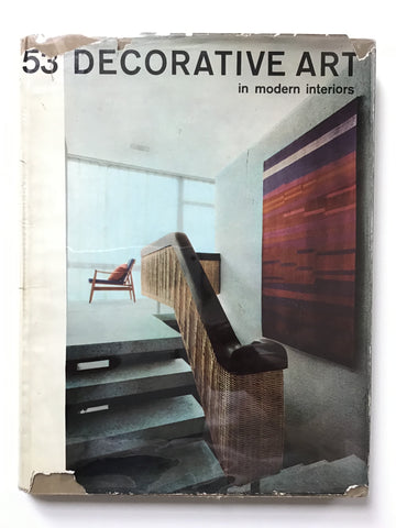 Decorative Art in Modern Interiors  1963/64