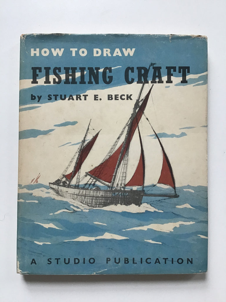 How To Draw Fishing Craft