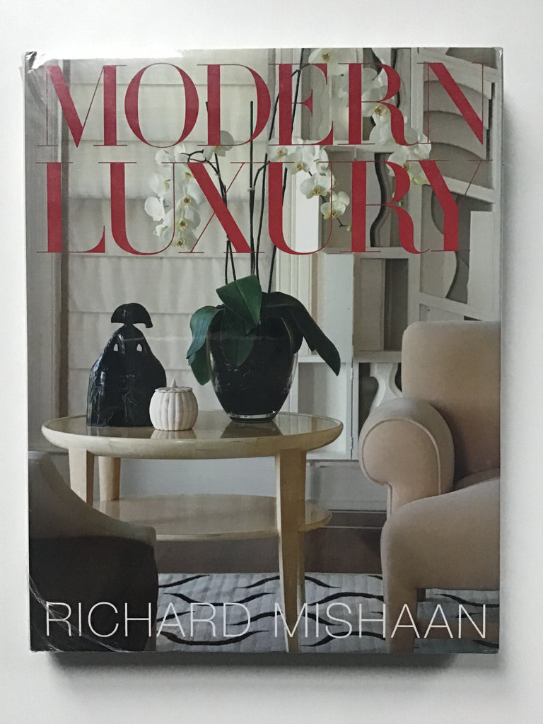 Modern Luxury by Richard Mishaan