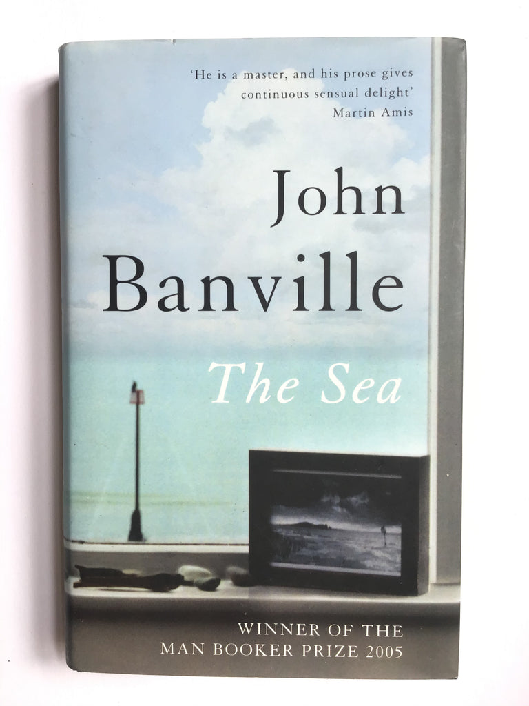 The Sea by John Banville Man Booker Prize 2005