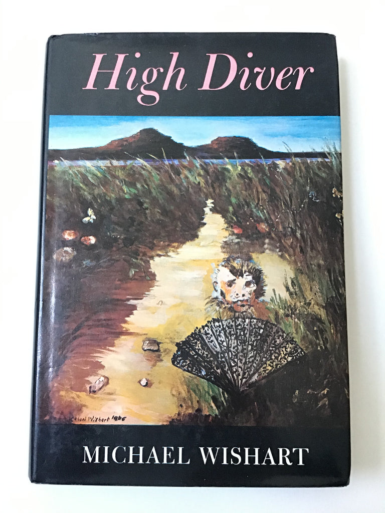 High Diver by Michael Wishart