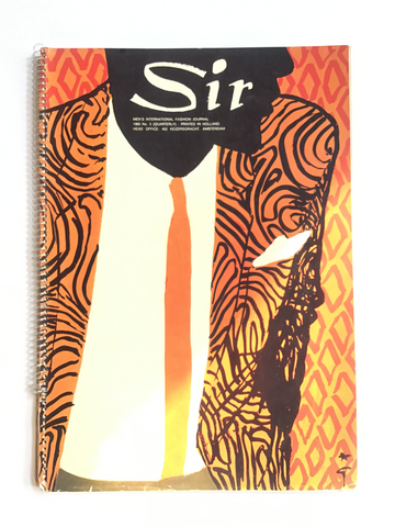 Sir : Men's international Fashion Journal 1965 no. 3