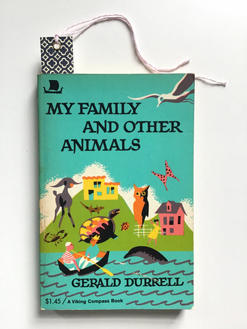 Gerald Durrell My Family and Other Animals