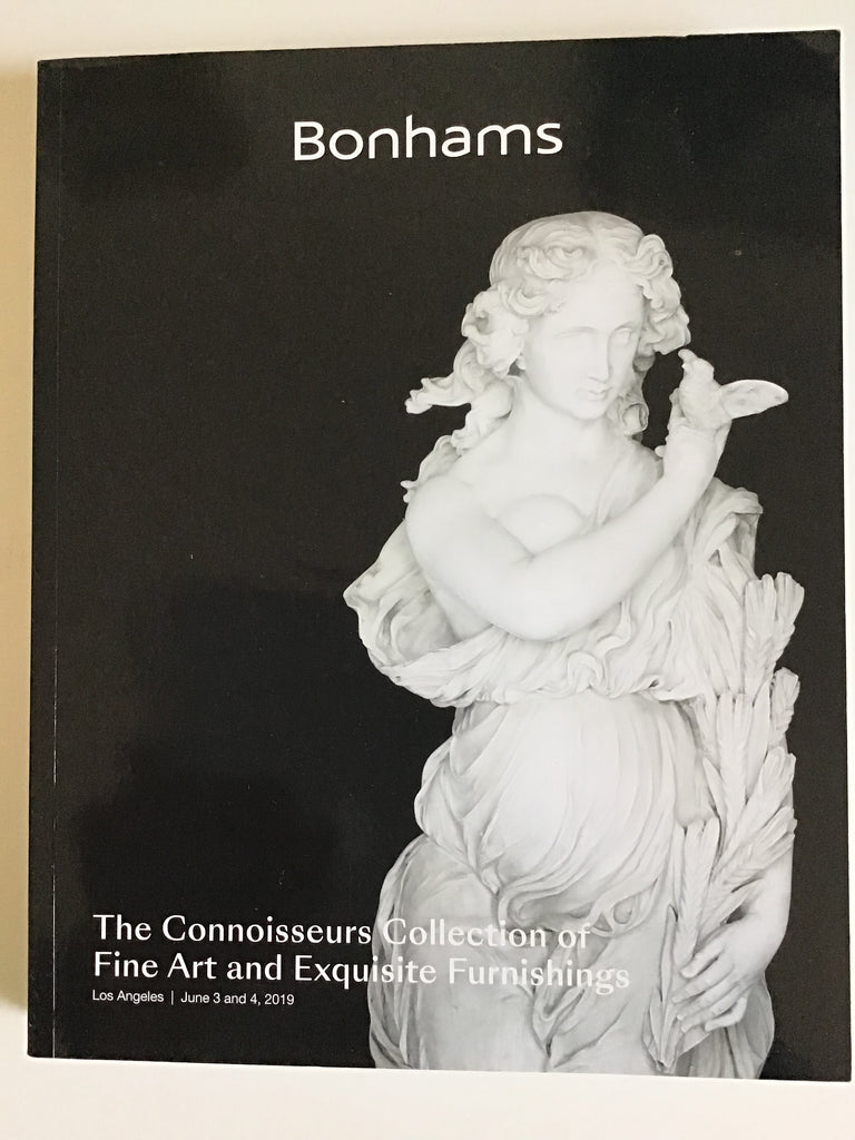 The Connoisseurs Collection of Fine Art and Exquisite Furnishings sale 25673