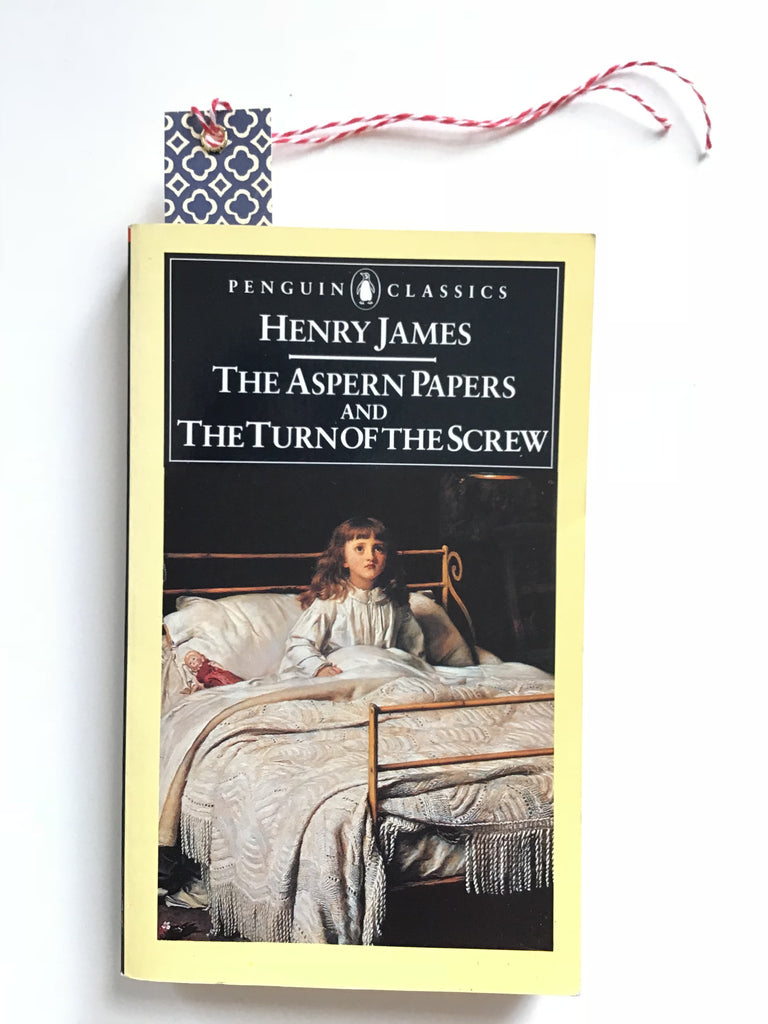 Henry James Turn of the Screw Aspern Papers