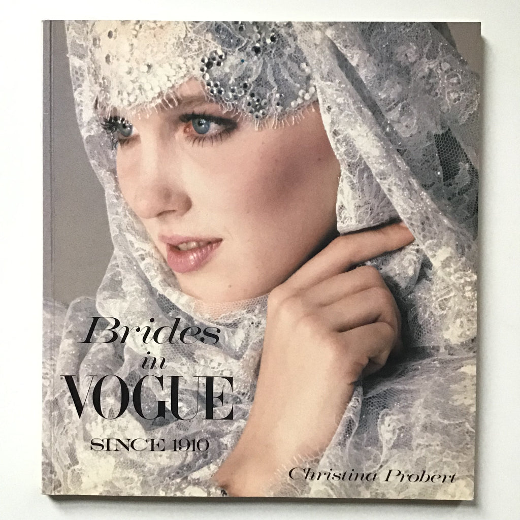 Brides in Vogue  Since 1910