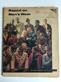 Report on Men's Wear September 19, 1965