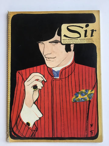 Sir : Men's international Fashion Journal 1967 no. 2