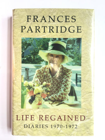 Frances Oartridge -- Life Regained Partridge -- Diaries 1970-1972
