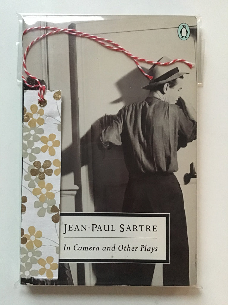 In Camera and Other Plays by Jean-Paul Sartre