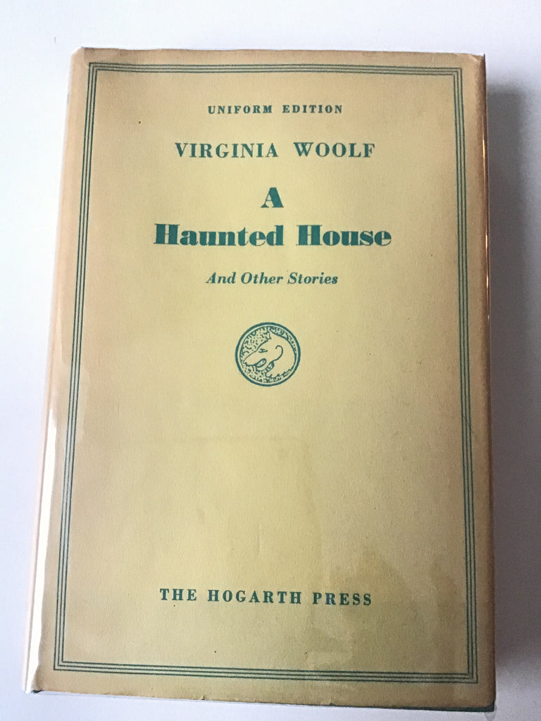A Haunted House by Virginia Woolf hogarth press