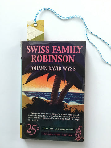 swiss family robinson emergency paperback