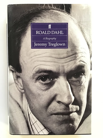 Roald Dahl A Biography by Jeremy Treglown
