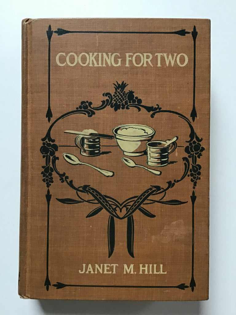 Cooking for Two: A Handbook for Young Housekeepers