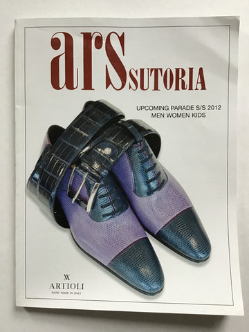 Ars Sutoria Upcoming Parade S/S 2012 Men Women Kids