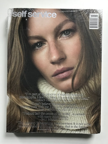 Self Service hardcover magazine 39 (still sealed)