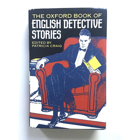 The Oxford Book of English Detective Stories