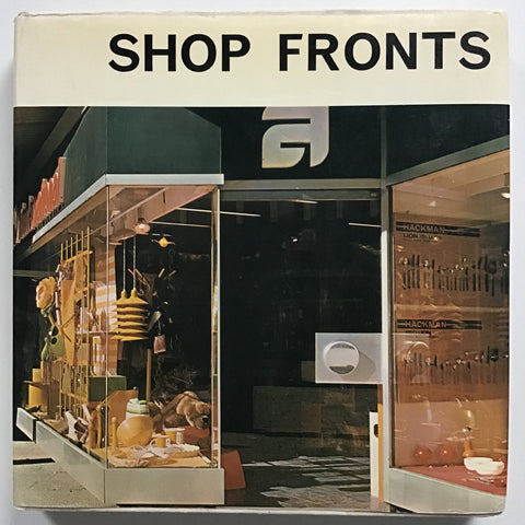 Shop Fronts by jacques debaights