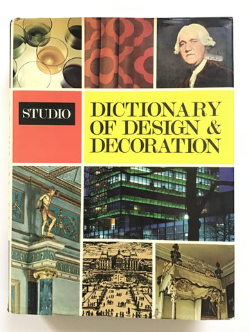 Dictionary of Design & Decoration