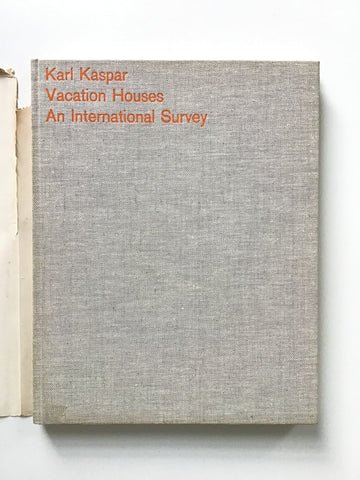 Vacation Houses: An International Survey
