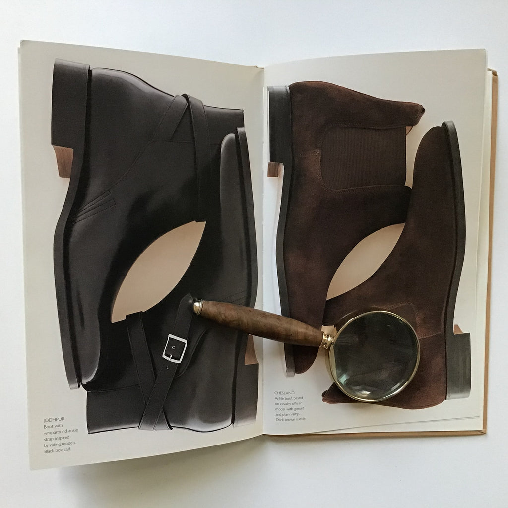 John Lobb shoe catalogue