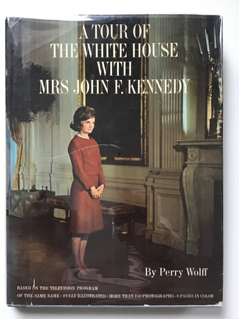 A Tour of the White House with Mrs John F. Kennedy