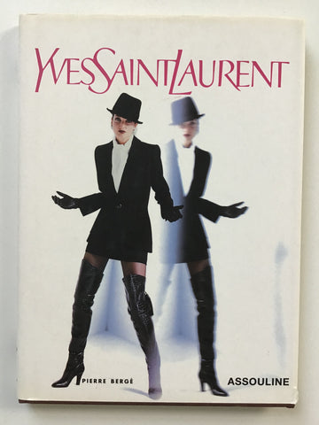 Yves Saint Laurent by Pierre Berge
