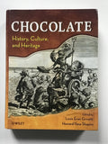 Chocolate: History, Culture and Heritage Wiley textbook