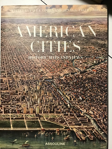 American Cities Historic Maps and Views