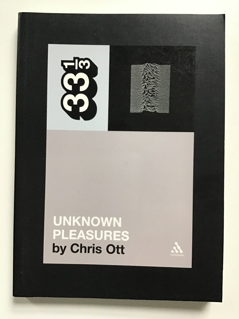 Unknown Pleasures by Chris Ott