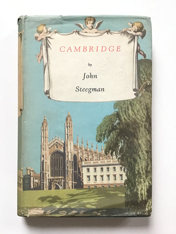 Cambridge by John Steegman