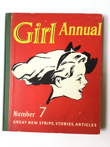 Girl Annual Number 7