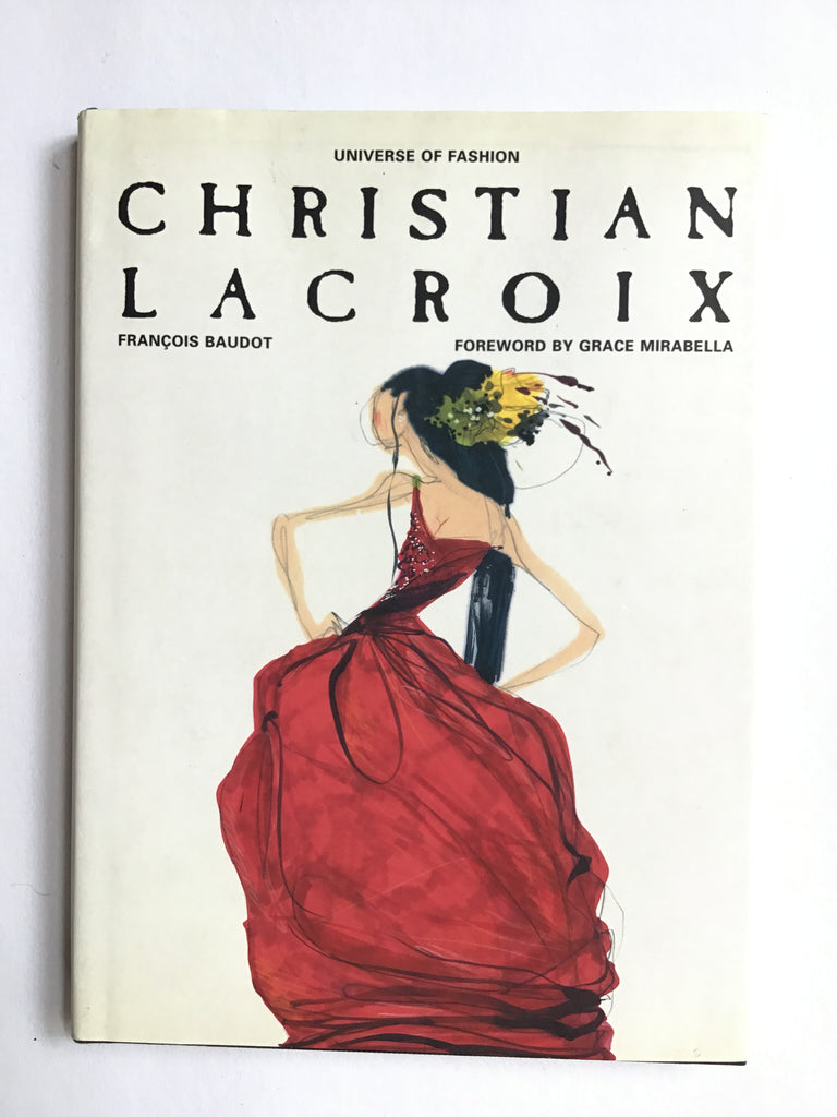 Christian Lacroix book