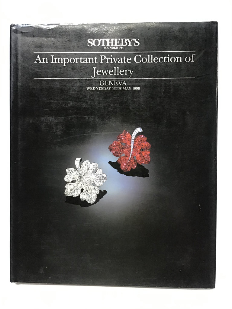 An Important Private Collection of Jewellery