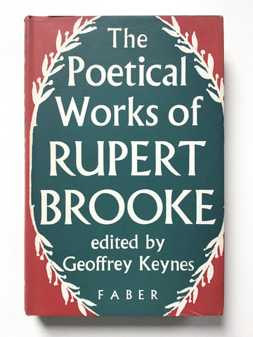 The Poetical Works of Rupert Brooke