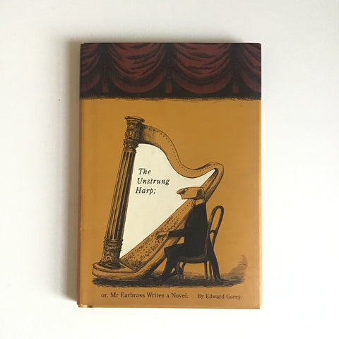 The Unstrung Harp; or, Mr Earbrass Writes a Novel