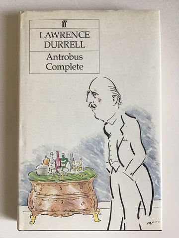 Antrobus Complete Lawrence Durrell