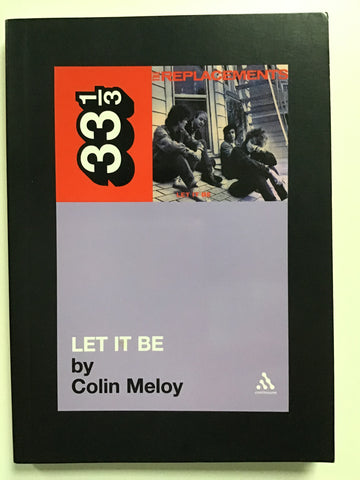 Let It Be by Colin Meloy